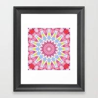 Kaleidoscope #1 Framed Art Print