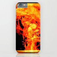 Fire Inks iPhone 6 Slim Case