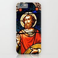Saintly Glass iPhone 6 Slim Case
