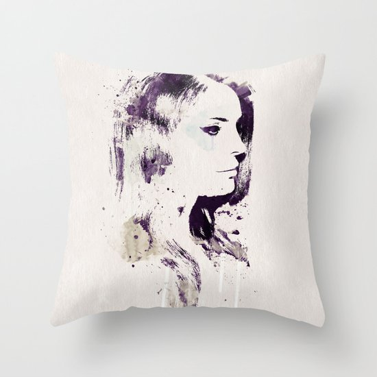 Dream Tonight Throw Pillow