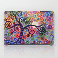 iPad Case featuring The Coming Day by Amy Giacomelli