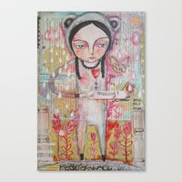You Are Amazing Canvas Print