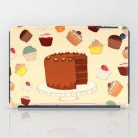 I Bake Your Pardon! iPad Case