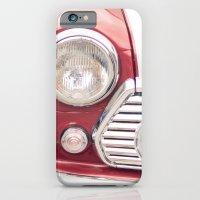 Red Mini Cooper iPhone 6 Slim Case