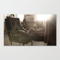 Grounding Canvas Print