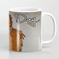 bad hair day no:4 / Bigfoot Mug