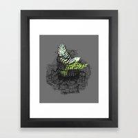 Break Free Framed Art Print