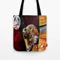 ANCIENT PERSIA Tote Bag