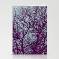 1000 Words On Twilight A… Stationery Cards