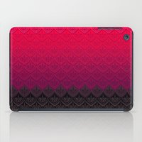ELENA PATTERN - FLAMENCO VERSION iPad Case