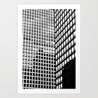 URBAN ABSTRACT 2 Art Print