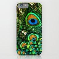 Eye of the Peacock iPhone 6 Slim Case