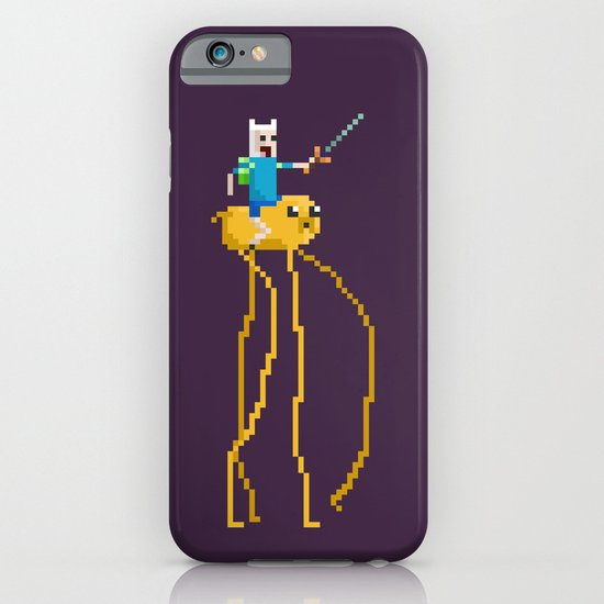 Pixel Time iPhone & iPod Case