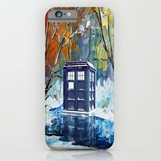 Starry Winter Blue Phone… iPhone 6 Slim Case