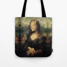 Panelscape Iconic - Mona Lisa Tote Bag