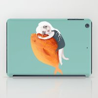 The Fish Girl iPad Case