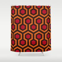 Room 237 Shower Curtain