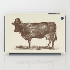 Cow Cow Nuts iPad Case