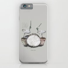 Mushroom drums iPhone 6 Slim Case
