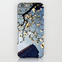iPhone & iPod Case featuring here is spring by LeoTheGreat