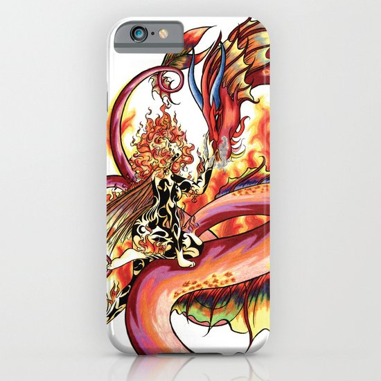 Elemental series - Fire iPhone & iPod Case