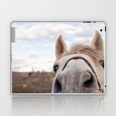 look at my horse... Laptop & iPad Skin