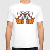 Keeper Of The Flame Mens Fitted Tee White SMALL