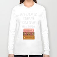 Travel Long Sleeve T-shirt