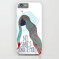 No sabes dónde te metes...  iPhone 6 Slim Case