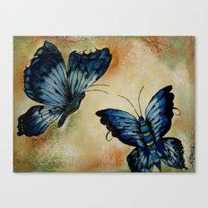 Bold But Beautiful Canvas Print