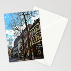 gastown Stationery Cards