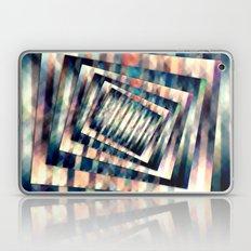 Rotating Grunge Rectangle Laptop & iPad Skin