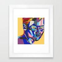 Mystique Framed Art Print