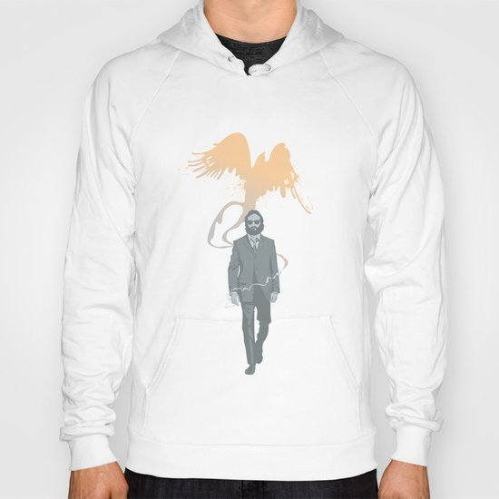 Out of the ashes arose a Phoenix Hoody