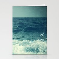 The Sea II. (Sea Monster… Stationery Cards