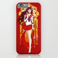 Spirit of Fire - Sailor Mars nouveau iPhone 6 Slim Case
