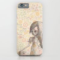 iPhone & iPod Case featuring Don´t wake me up by Gabriela Von Gal