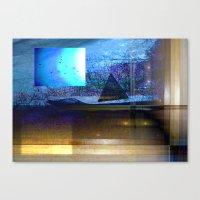 Ebymy Canvas Print