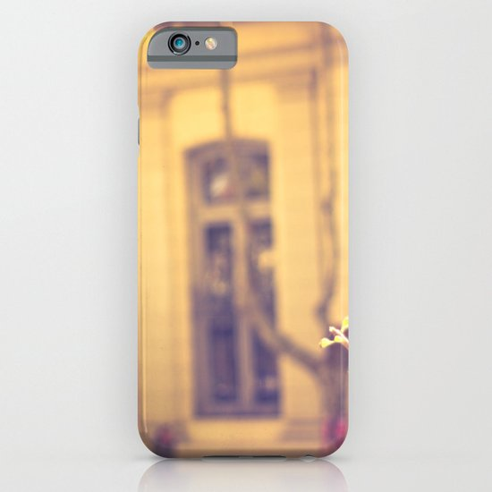 Violet Windows iPhone & iPod Case