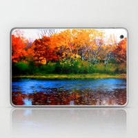 Remember Autumn Laptop & iPad Skin