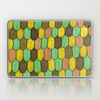 Feathers Monster Skin Laptop & iPad Skin