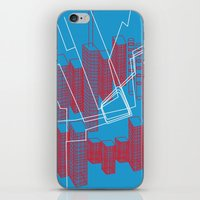 Chicago EL Train iPhone & iPod Skin