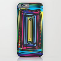 iPhone & iPod Case featuring Frames by Niko Psitos