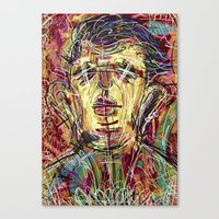 15 Canvas Print