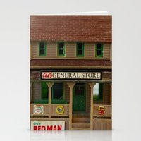 General Store Stationery Cards