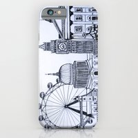 iPhone & iPod Case featuring You sound like you're from London by Nicole Cioffe
