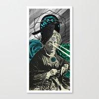 Ancient Spells Canvas Print