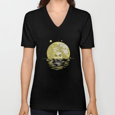 Miss Moonlight Unisex V-Neck