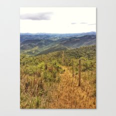 Top from posse Canvas Print