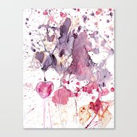 Swap Your heart for one sweet cherry? Canvas Print